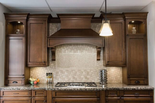 Kitchen Art Design Crafted Cabinetry