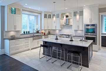 west coast kitchen cabinets