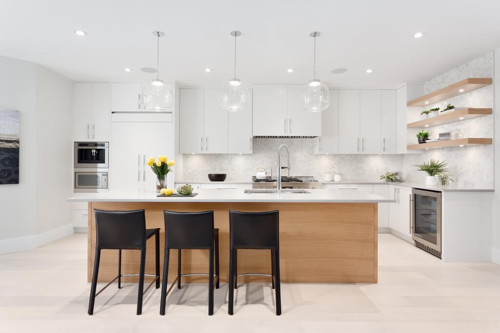 Custom Kitchen Features