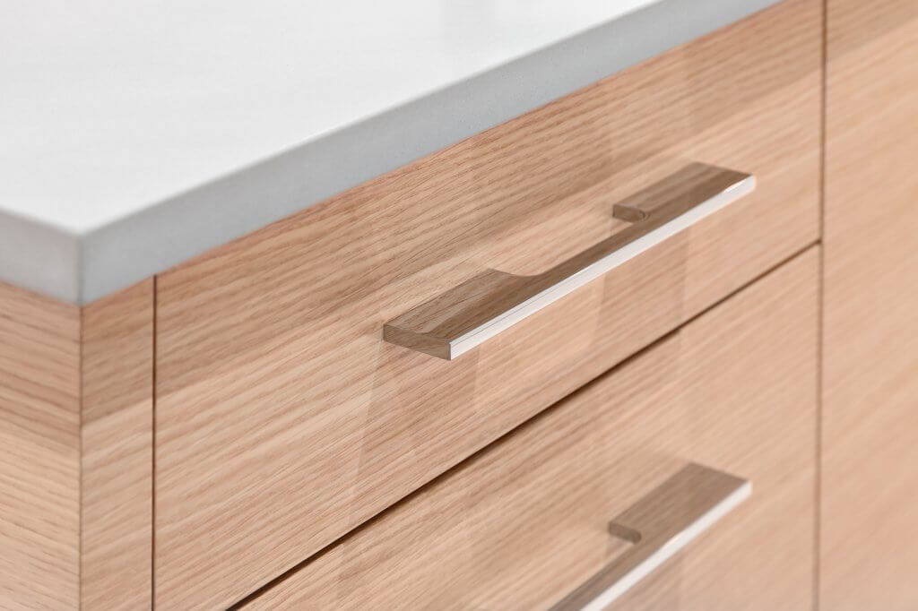 Wood Drawers with Blum® Soft Close Slider