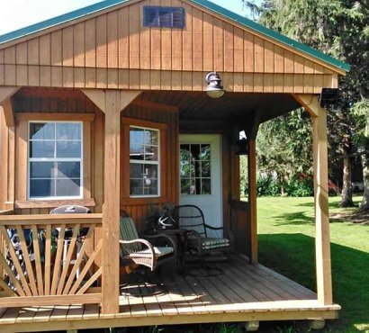 Constructing the Ultimate 'She Shed'
