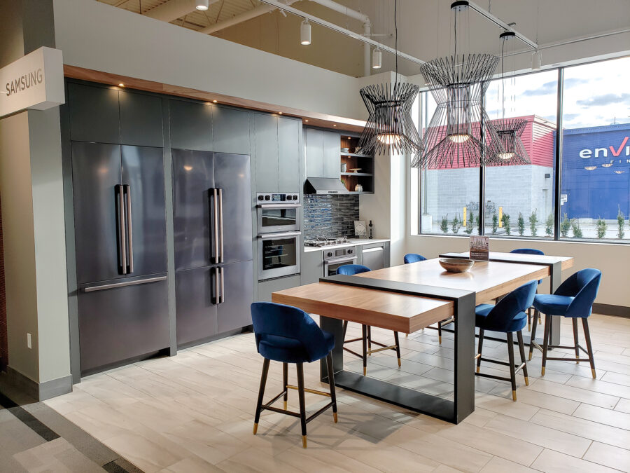 The Connection Between Appliances & Kitchen Design, featuring Trail Appliances Cloverdale 4