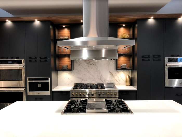 Ways to Incorporate Lighting Within Kitchen Cabinets 1