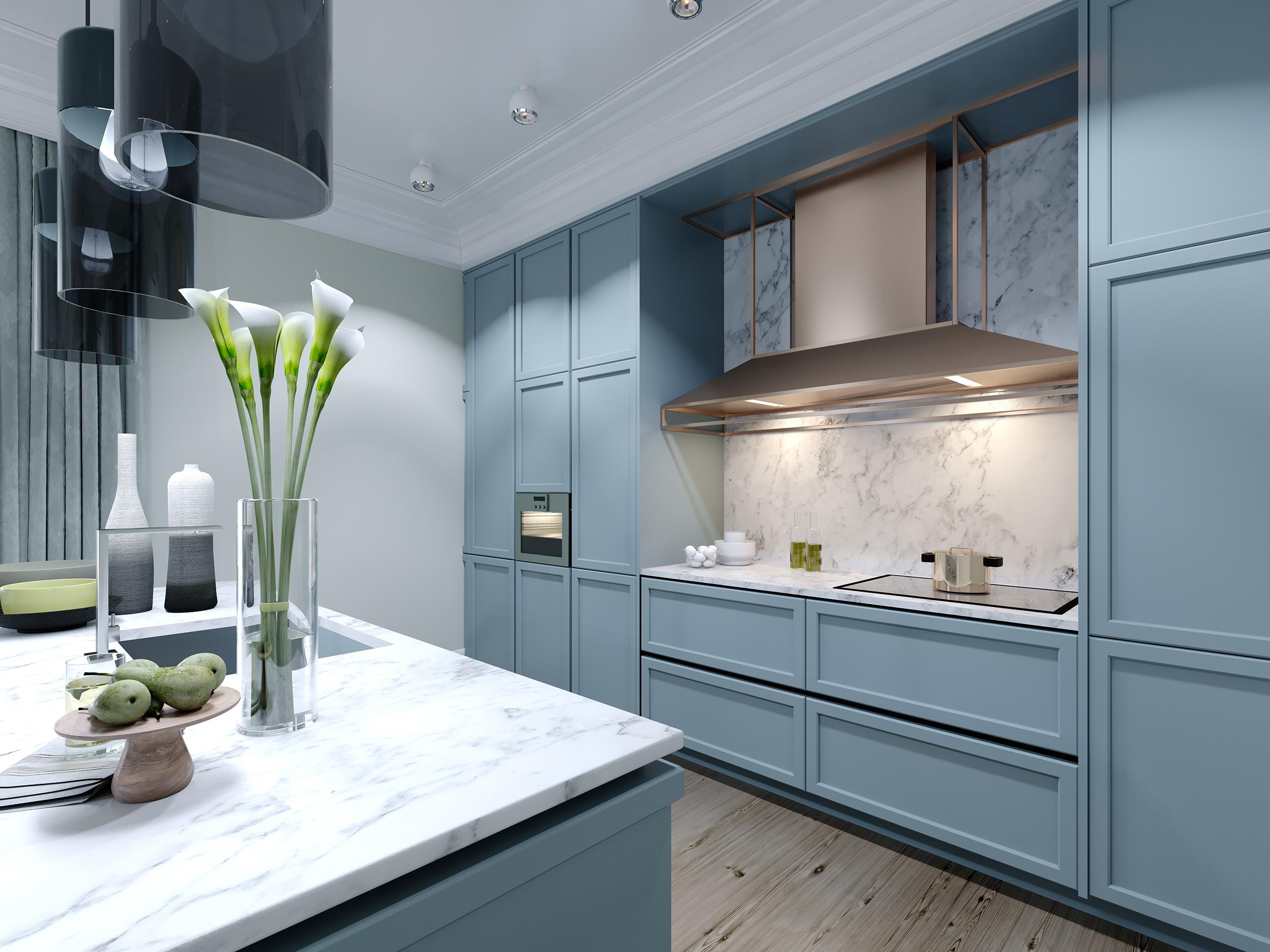 Inspiring Kitchen Design Styles for 2021 7