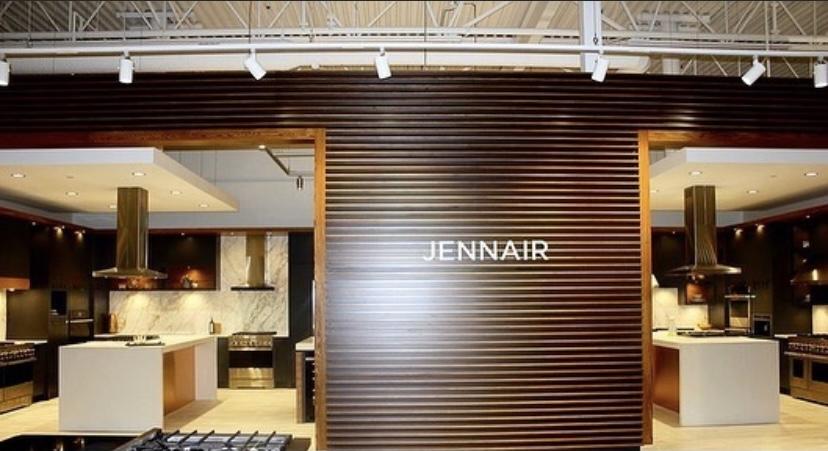 Jennair - The best showroom of NKBA awards 2020 | Kitchen Art Design