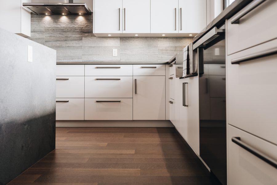 Stock White Kitchen Cabinets | Kitchen Art Design