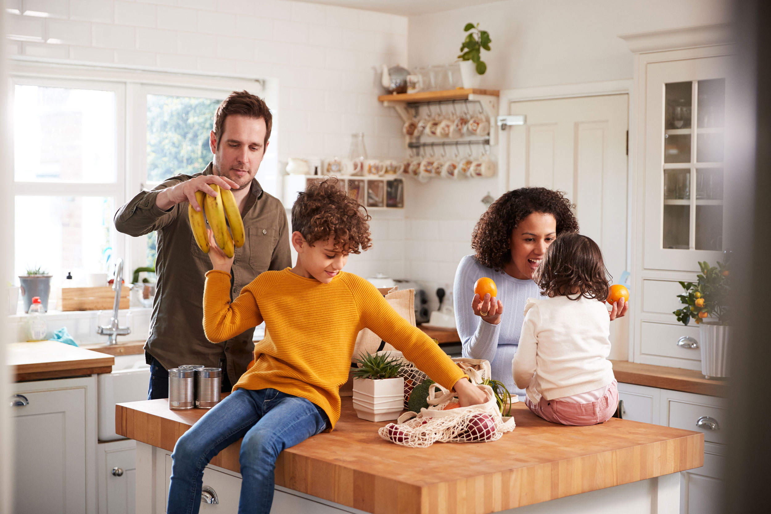 Kitchen Design Ideas for Families With Kids 1