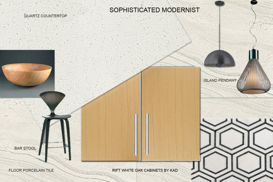 Sophisticated Modernist Guide | Kitchen Art Design