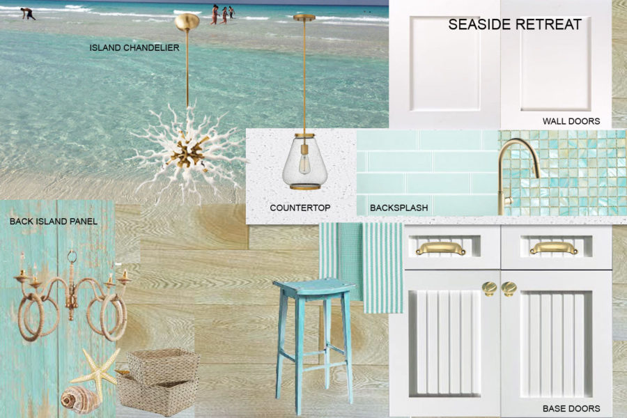 Seaside Retreat Guide | Kitchen Art Design