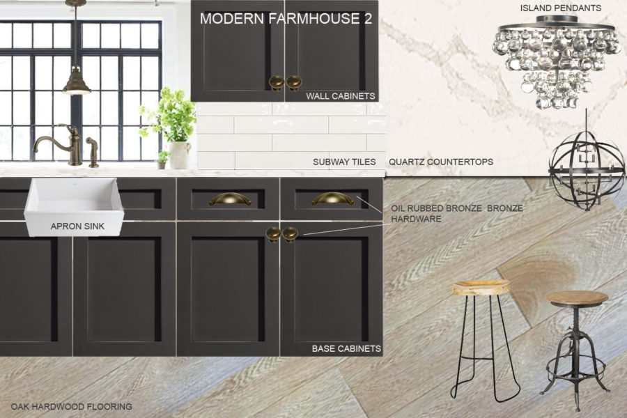 Modern Farmhouse 2 Guide | Kitchen Art Design
