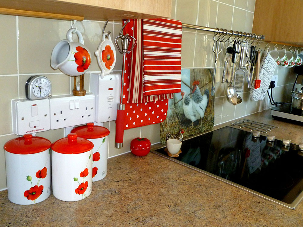 Crockery Kitchen Sink | Kitchen Art Design