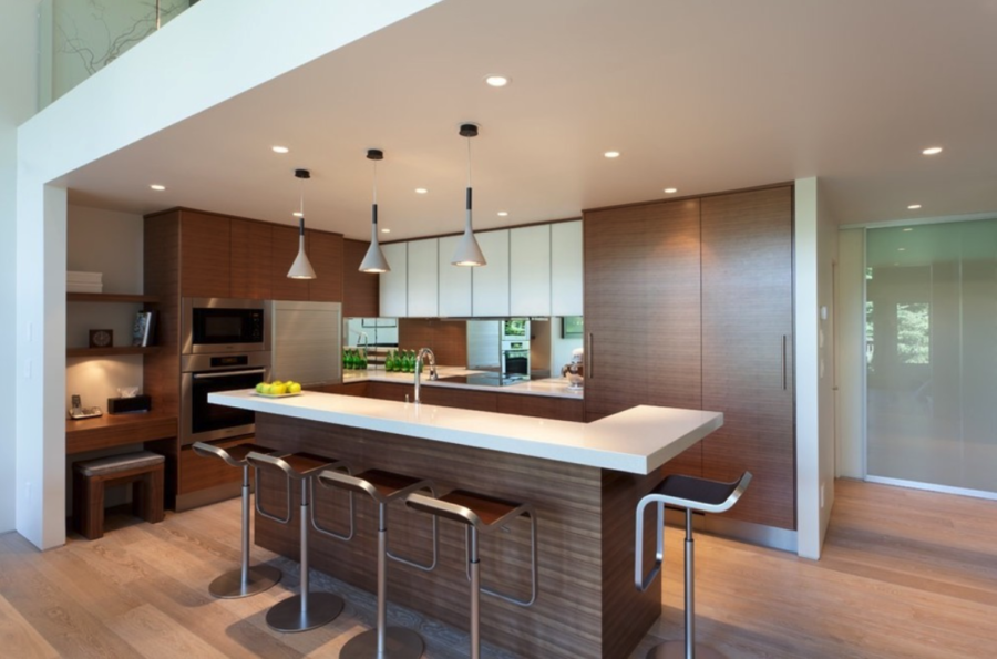 Ways to Incorporate Lighting Within Kitchen Cabinets 2