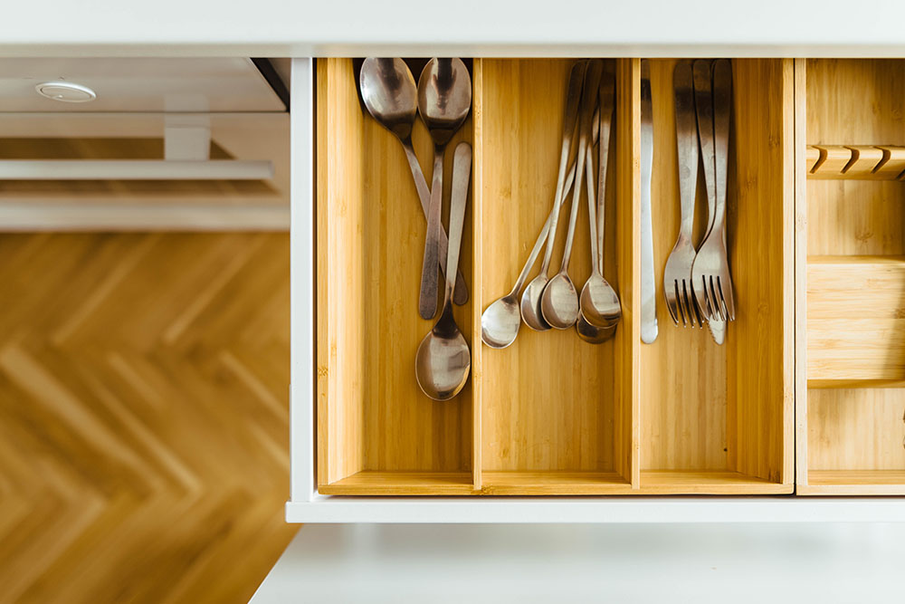 Kitchen Cabinet Drawer | Kitchen Art Design