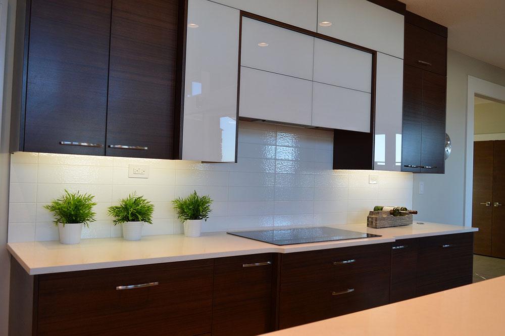 Improved Design by Painting Kitchen Cabinets   Kitchen Art Design