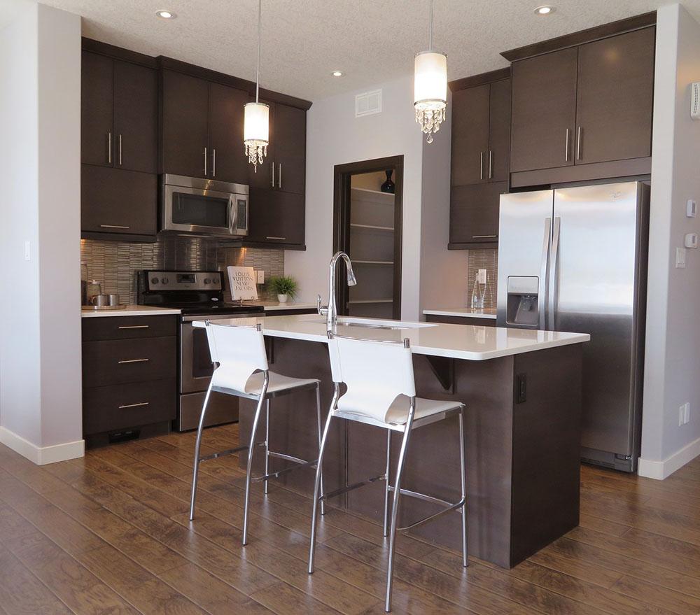Solid Surface Kitchen Countertop | Kitchen Art Design