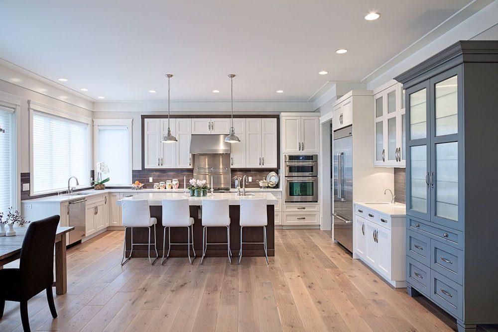 Custom Kitchen Cabinets Surrey Cabinet Designers